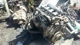 Motor MWM 4 cilindros