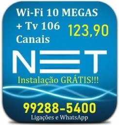 35 megas WiFi + Tv HD _99288-5400