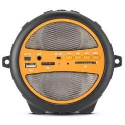 Caixa de Som Portátil Lenoxx Speaker Boom System, Bluetooth, Subwoofer - BT530