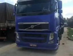 Volvo Fh12 460 Globetrother + Bi Caçamba - 2013