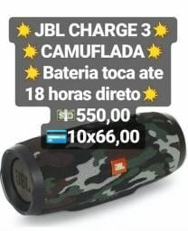 Jbl charge 3 original com garantia