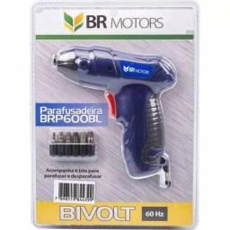 Parafusadeira BRP600 à Bateria - BR Motors