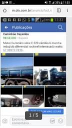Caminhão Caçamba - 1989