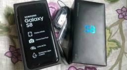 Samsung Galaxy s8 64gb desbloqueado e original, acompanha NF