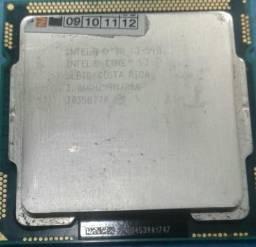 Processador core I3-540 - Soquete: 1156