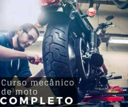 Mecânico de Motos (Academia do Mecânico) + Certificado