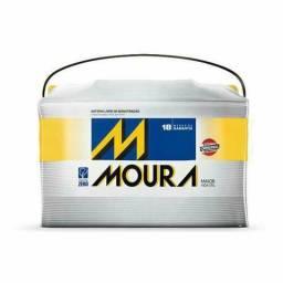 Bateria Moura 60 ah - 18 meses