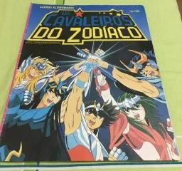 Álbum Os Cavaleiros Do Zodíaco Completo 1995
