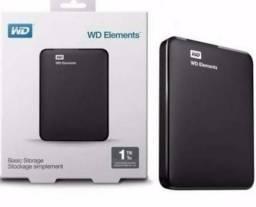 HD WD Externo 1 tera!