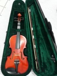 Violino 3/4 Michael seminovo (Aceito trocas por 4\4)