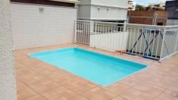Apartamento com 2 dormitórios à venda, 49 m² por R$ 194.000 - Ilha dos Aires - Vila Velha/