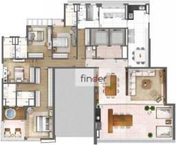 Apartamento com 4 dormitórios à venda, 278 m² por r$ 8.345.000 - vila olímpia - são paulo/