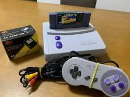 SNES Baby - Super Nintendo Completo