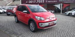 VOLKSWAGEN UP! CROSS UP! 1.0 12V FLEX Vermelho 2015/2016 - 2015