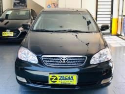 Corolla xli 1.6 16v automatico ano 2007 - 2007