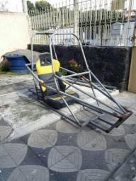Projeto gaiola cart cross