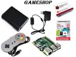 Raspberry Pi3 32gb 2 controles