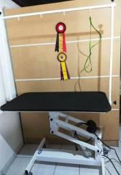 Mesa de tosa elétrica bivolt Vecpet