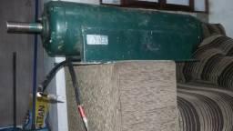 Gerador de energia para roda d'água ou cata vento