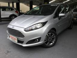 Ford New Fiesta SE Hatch 1.6 Manual - Central Veiculos - 2017