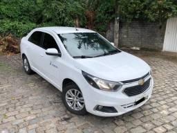 Gm - Chevrolet Cobalt LTZ 1.8 Econo. Flex. 4p Aut. - Placa Final 42 - Locatrans - 2018