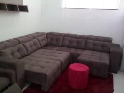 Sofa de canto sob medida 3 x 3