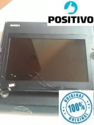Tela Positivo Stilo Xci3650 + Moldura Completa + Cabo Flex