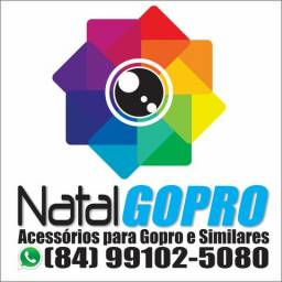 Acessórios para câmeras GoPro, SJCam, Sony e câmeras de ação similares
