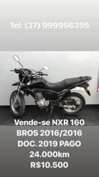 Nxr 160 bros - 2016