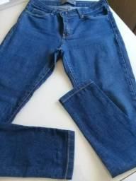 Calça Jeans Fem. Tam 38