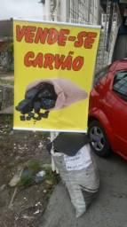Carvão saca 50k