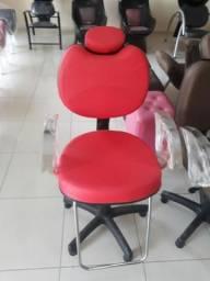 Cadeiras modelos a gás NOVO
