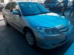 Honda Civic LX 1.7 Automatic - 2005