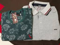 Camisetas tamanho G