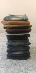 Diversos jeans