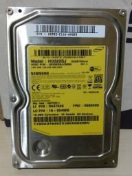 HD Sata 320GB - Samsung HD322GJ