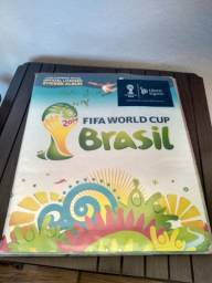 Álbum FIFA world CUP Brasil completo