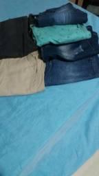 Malote roupas de menino