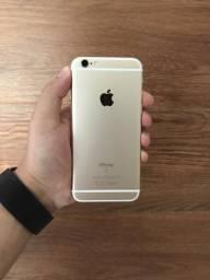 IPhone 6s 64gb ZERADO! (Aceito troca,cartão)