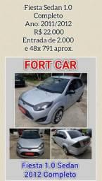 Fiesta sedan 2011/2012 - 2012