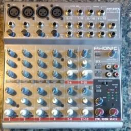 Mesa De som Phonic AM 125 FX