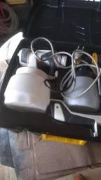 Pistola elétrica flexio 585 semi nova com maleta