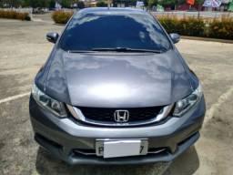 Honda Civic em estado de zero