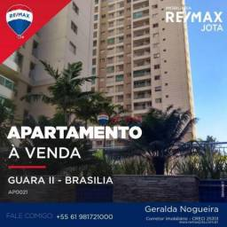 Apartamento com 3 dormitórios à venda, 72 m² por R$ 575.000,00 - Guará II - Guará/DF
