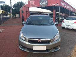 Fiat Grand Siena Essence 1.6 Cinza