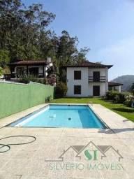 Casa à venda com 4 dormitórios em Quitandinha, Petrópolis cod:2384