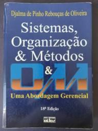 Sistemas, Organização & Métodos uma Abordagem Gerencial - 18ª edição - Usado em Bom Estado