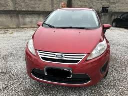 New Fiesta Sedan 1.6 2011 completo nada pra fazer