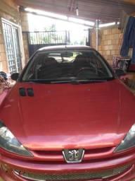 Peugeot 206,1.6 16 v troca por outro - 2004