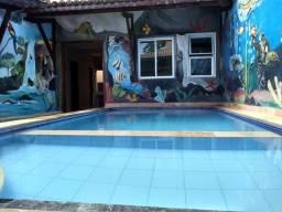 Casa com piscina e wi-fi na praia da CAPONGA para o Carnaval: